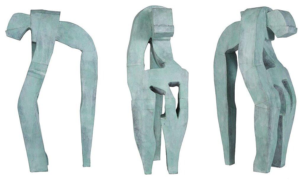 Alberto Castro Leñero: Escultura