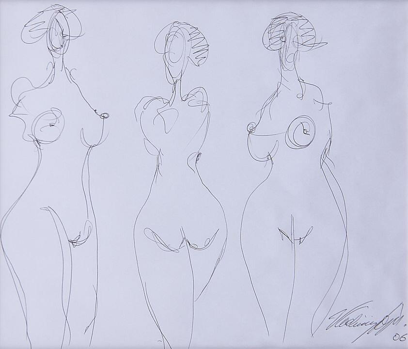 Las tres gracias (2006)