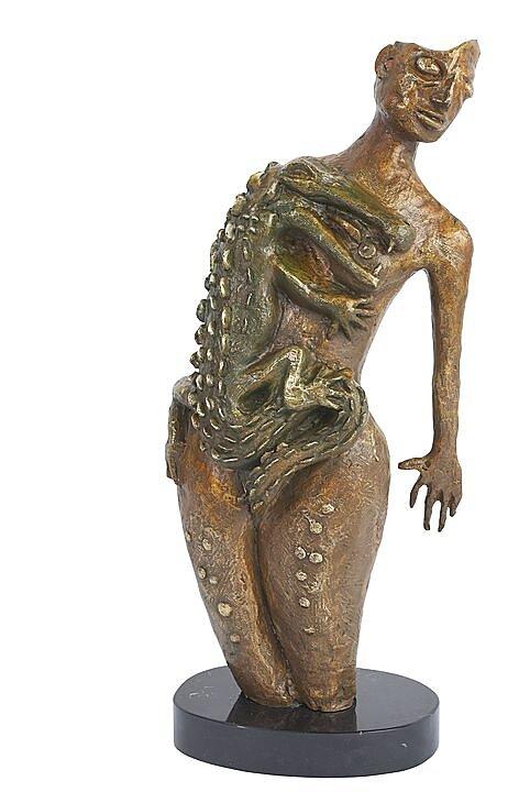 Mujer lagartona (2014)