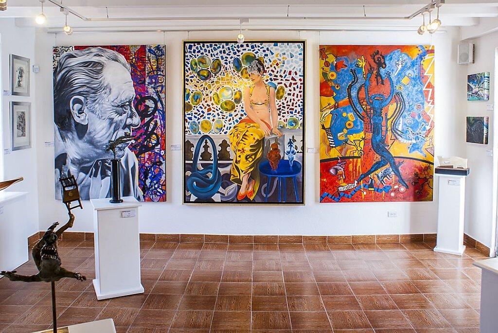 Artistas galeria arte contemporaneo sma - Galeria de arte sorolla ...
