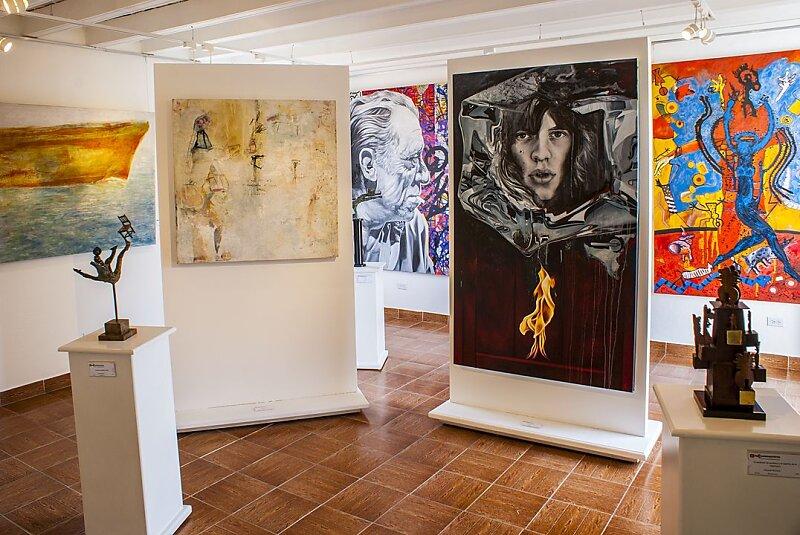 Galeria arte contemporaneo sma - Galeria de arte sorolla ...