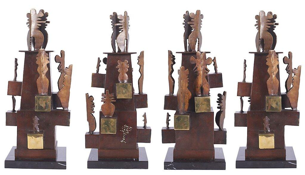 El pedestal de pandora y el espíritu esperanza (2015)