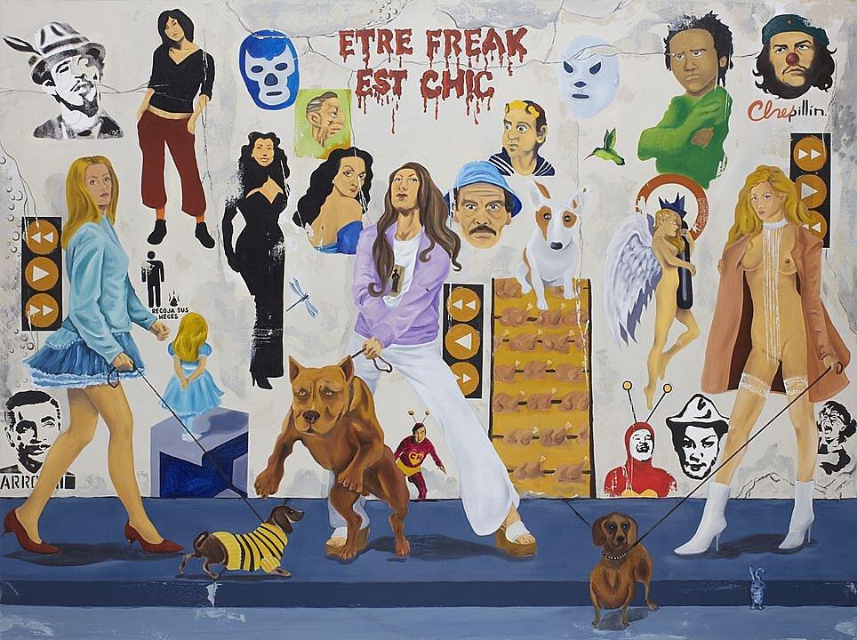 Entre freak est chic (2014)