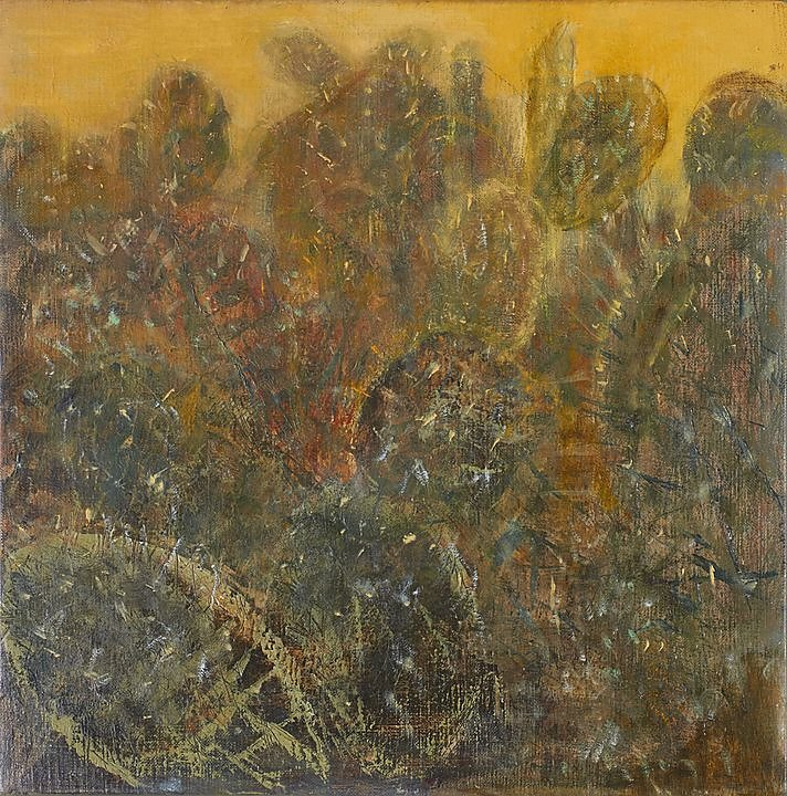 Encaje de púas (2014)