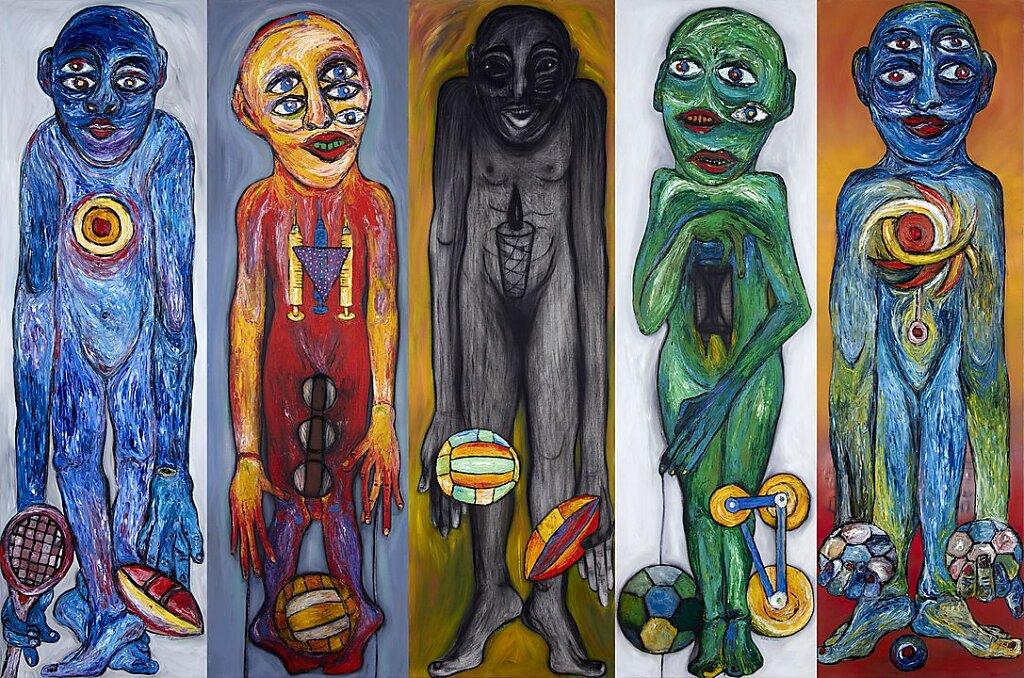 Los que esperan al sol (2012)
