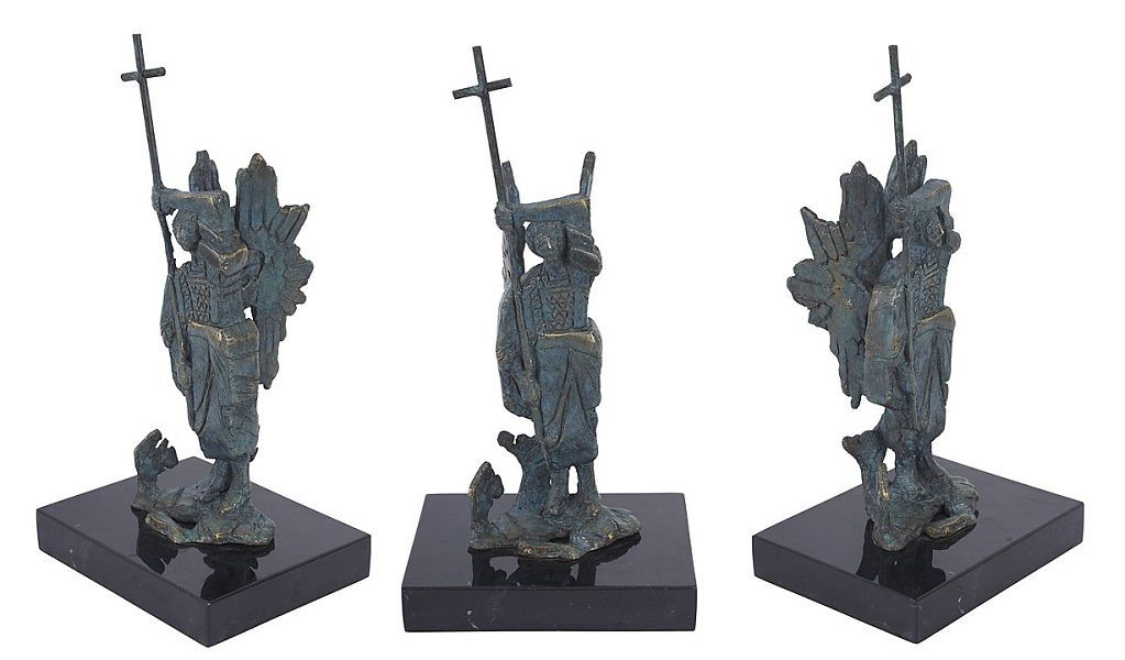 Gabriel Vergara: Escultura
