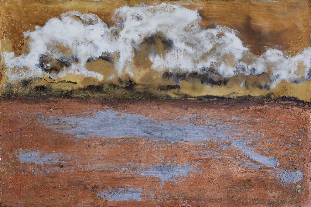 Nube y paisaje III (2015)