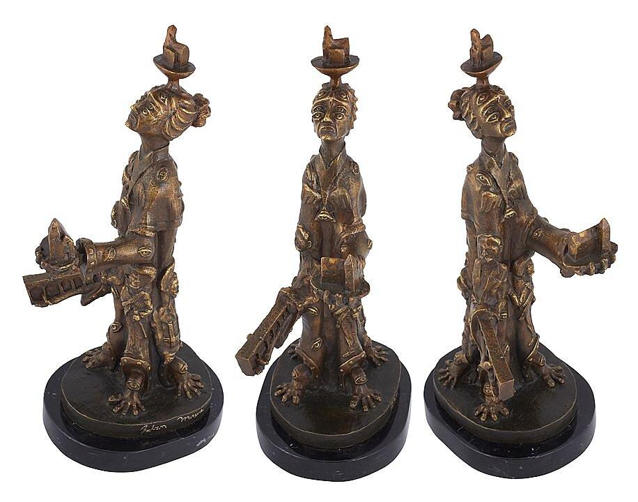Escultura Rubén Maya