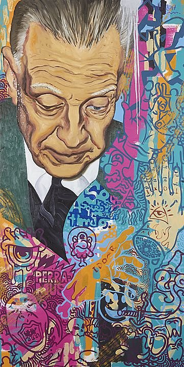 Jorge Luis Borges (2017)