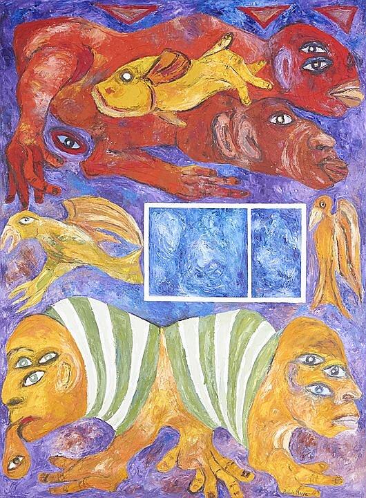 Gemelos de la tierra (2017)