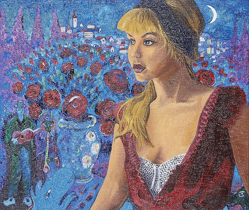Los aforismos de la sorpresa (Chagall) (2017)