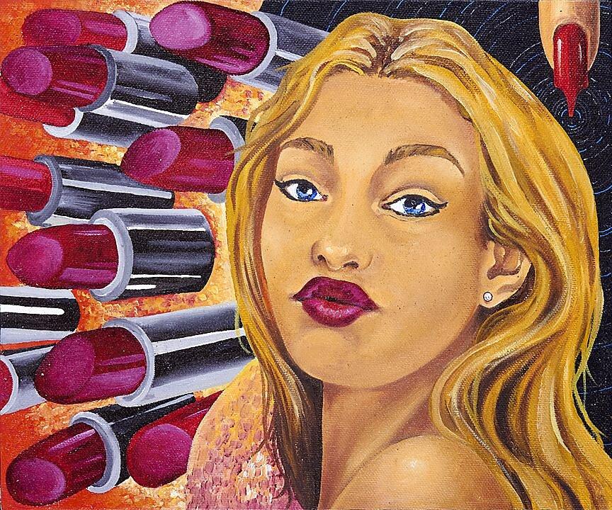 El crisol del lipstick Rosenquist (2018)
