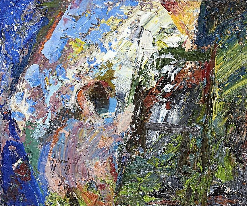 El pintor (2018)