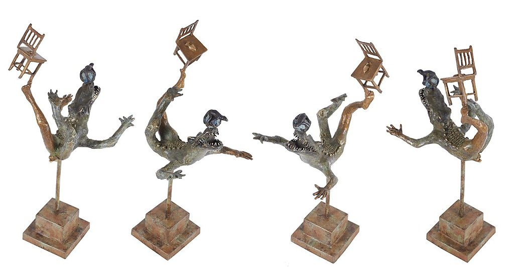 Pocos cocodrilos locos (2015)