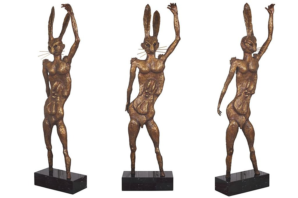 Virtudes oscuras de un conejo probablemente pervertido (2016)