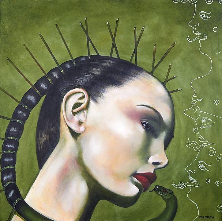 Ella susurra en el parsél (2018)