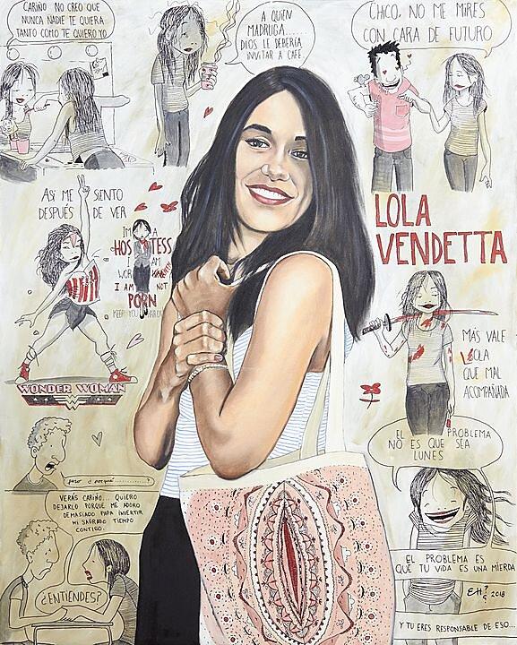 La Lola Vendetta de RRR (2018)