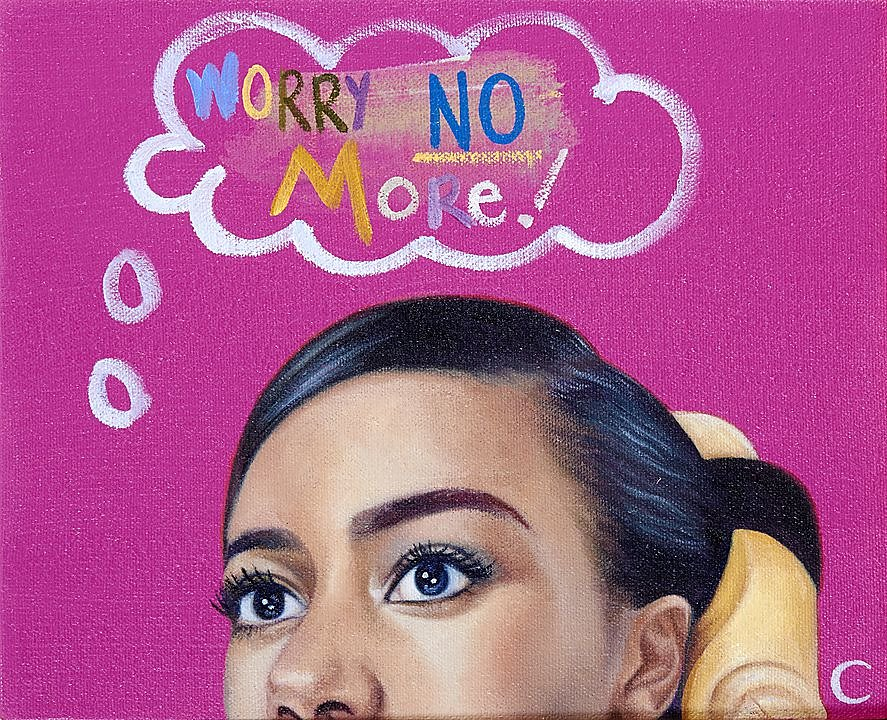 Worry no more, Santigold (2018)