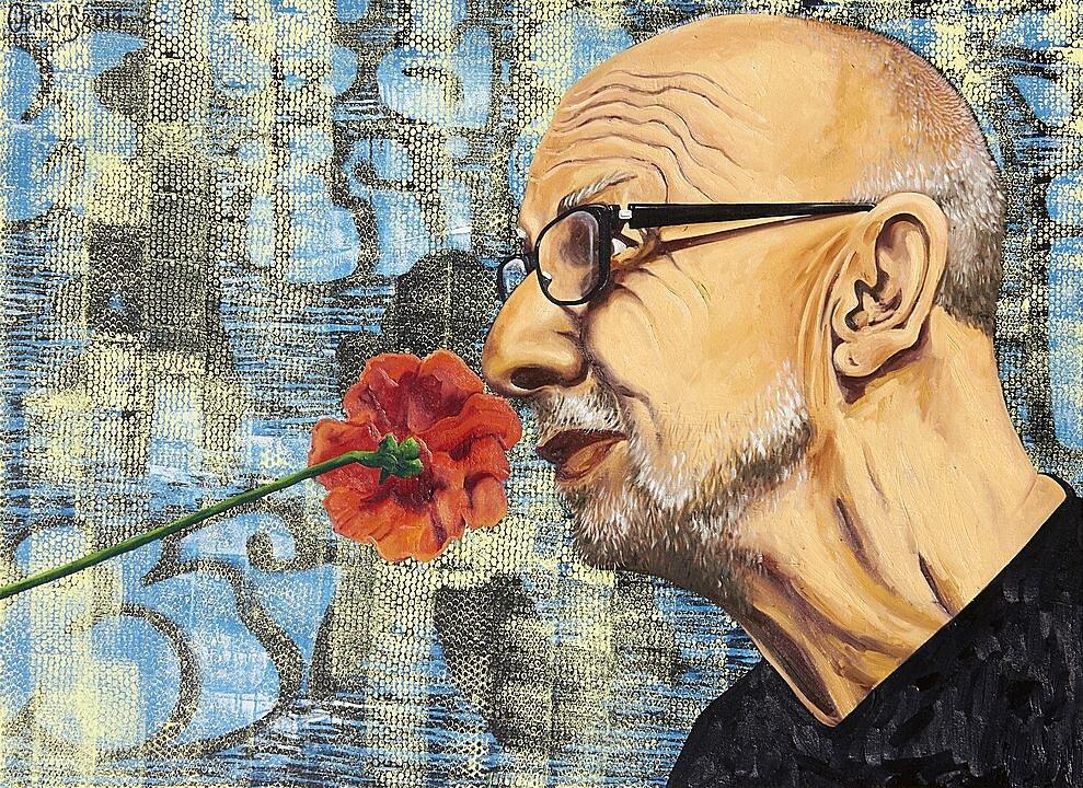 La percepción y el olvido, Jörg immendorff (2019)